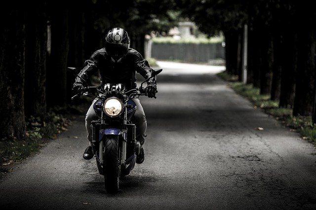 motocicleta carnet permiso